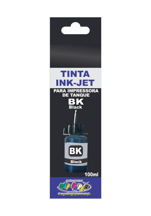 tinta-ink-jet-black