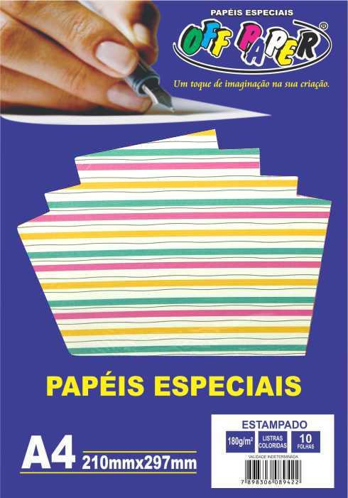 Papel Estampado
