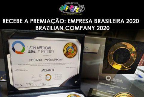 EMPRESA BRASILEIRA 2020