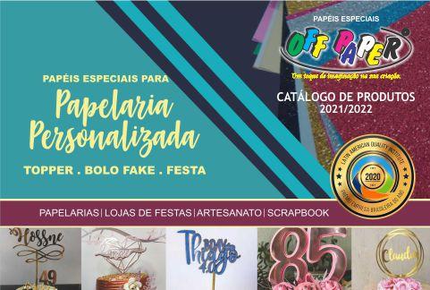 CATÁLOGO OFF PAPER 2021/2022